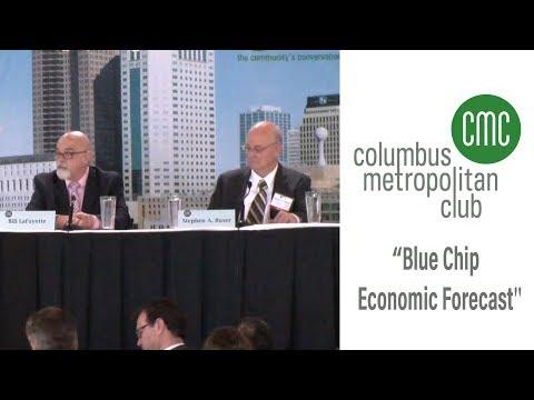 Columbus Metropolitan Club: The Blue Chip Economic Forecast