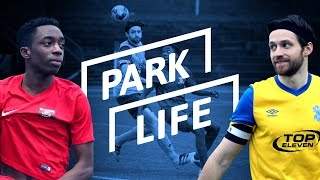 SPENCER FC VS MANNY: HASHTAG VS ELTHAM SF | Park Life