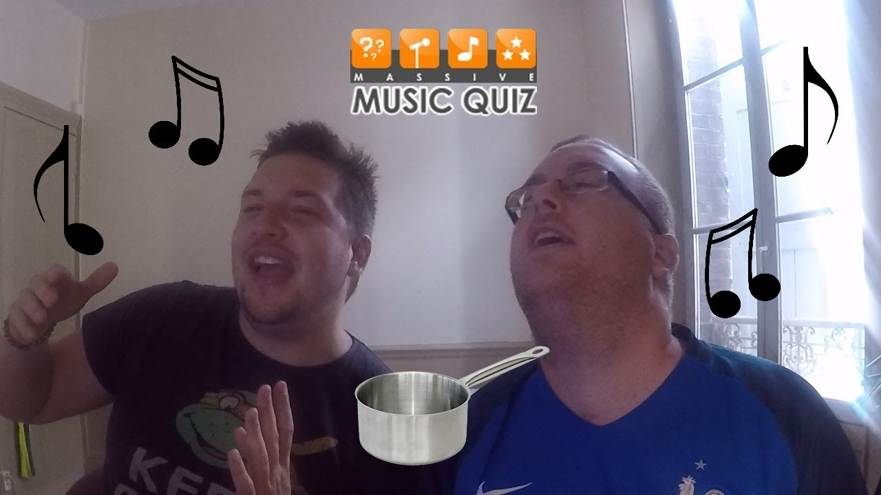 Massive Music Quiz
