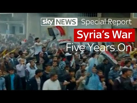 Syria's War: Five Years On