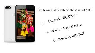 how to write imei in micromax D321 in Hindi