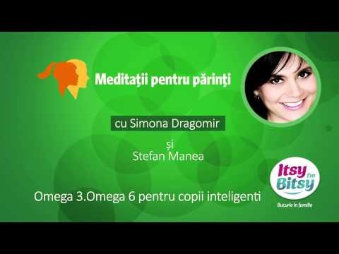 Itsy Bitsy - Omega 3 si Omega 6 - Stefan Manea