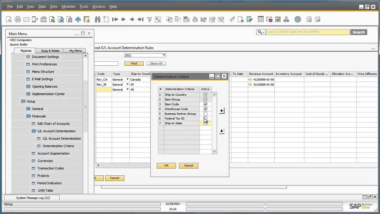 SAP Business One Version 9 Demos