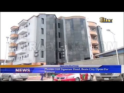 Pleasant Hill Signature Hotel Benin opens for business