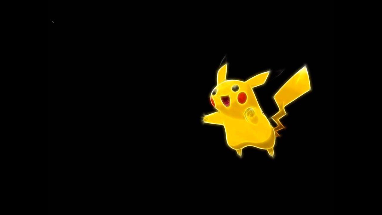 pikachu edited youtube