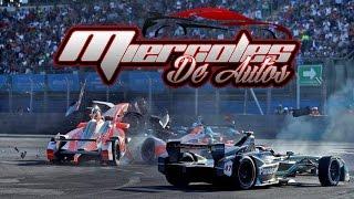 Miércoles de Autos - Formula E: ¡Accidente en vivo!