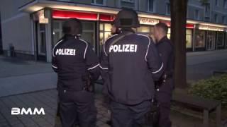 SEK Einsatz Dresden nach Androhung von Straftat mir einer Schußwaffe