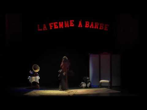 La mujer barbuda - Promo