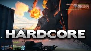 "Battlefield 4 - 30 Minutes of ""Hardcore"" Mode Gameplay"