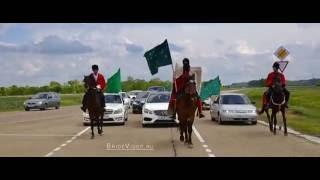 красивая Кавказская свадьба! Майкоп.
