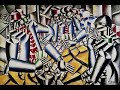 FERNAND LEGER – SOLDIERS PLAYING CARDS