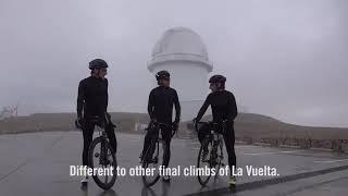 Descubre la llegada al Observatorio Astrofísico de Javalambre con Perico Delgado y Fernando Escartín