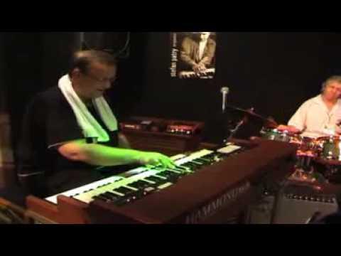Hammond xk3c salon de la musique et du son paris 2008 for Salon musique paris