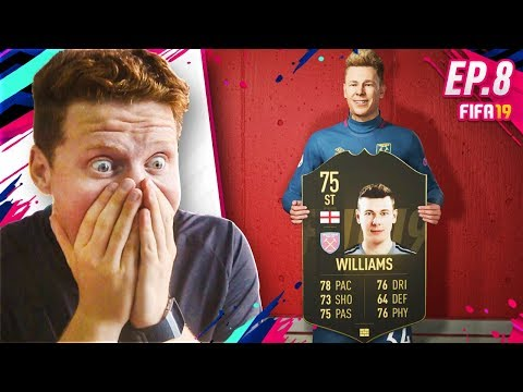 Danny Williams Gets His FIRST INFORM Ultimate Team Card