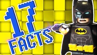 LEGO BATMAN Movie Facts That Might Surprise You