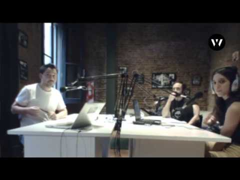 Santiago Motto en Uptown Radio