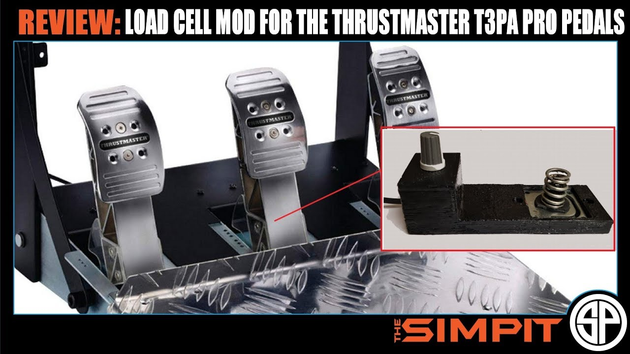 Thrustmaster T3pa Pro Review