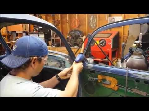 Vw Bug Volkswagen Beetle Passenger Mirror Installation
