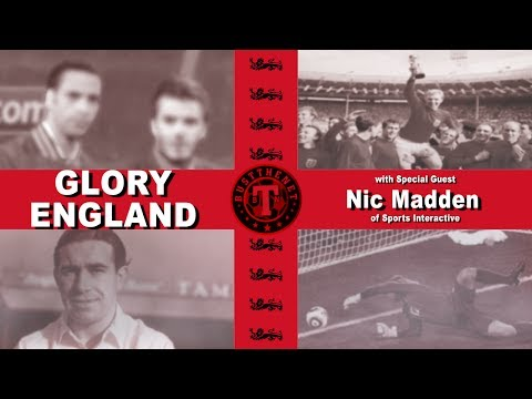 FM17 | Glory, Glory England II with Sport's Interactive's Nic Madden (SI) | Football Manager 2017