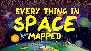 Every Kind of Thing in Space Mapped