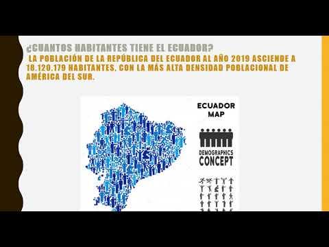 Diversidad étnica Del Ecuador 2019 Porcentajes