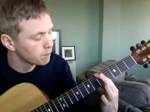 Fools Gold Stone Roses guitar tutorial lesson