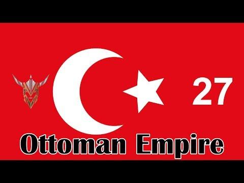 Hearts of Iron IV - Kaiserreich - Ottoman Empire - 27