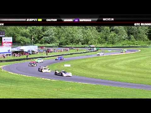 2011 Lime Rock Race Broadcast - ALMS - Tequila Patron - Racing - Sports Cars