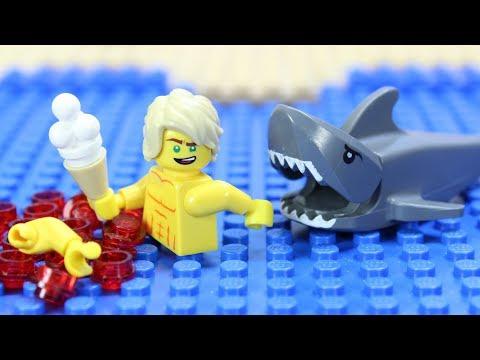 LEGO NINJAGO SHARK ATTACK MOVIE