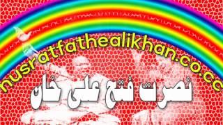 Dil Sulagta Raha Chandni Raat Mein By Nusrat Fathe Ali Khan