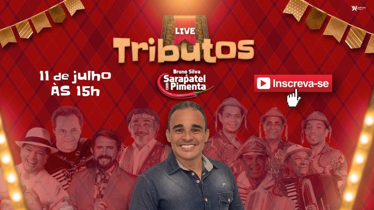 Download Live Tributos - Bruno Silva & Sarapatel com Pimenta 11/07/2021