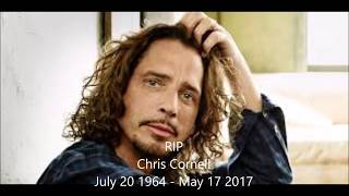 Soundgarden and Audioslave RockStar Chris Cornell DEAD at 52