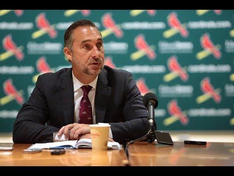 John Mozeliak discusses changes in the coaching staff