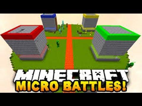 Download Minecraft MicroBattles w/ou2