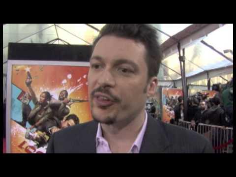 James Vanderbilt Interview - The Losers