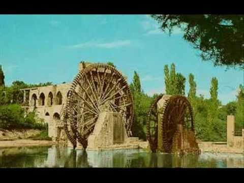 HAMA CITY IN SYRIA - THE MOST BEAUTIFUL CITY IN THE WORLD
