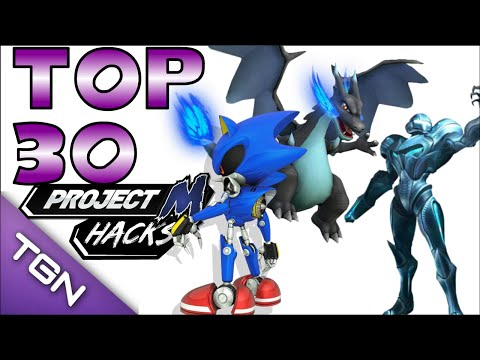 My Personal Top 30 Project M Character Skins