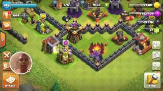 Clash of Clans How to join my clan read rules to Chaos Prime and join if i invite you