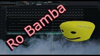 Mo Bamba Roblox Parody - Ro Bamba