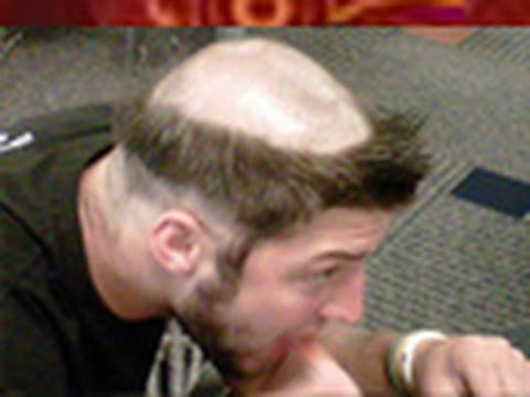 Tim Tebows Crazy Haircut YouTube