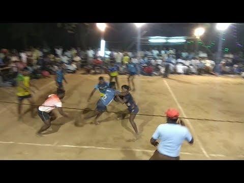 TRICHY vs PUDUKKOTTAI Junior kabaddi final part 2