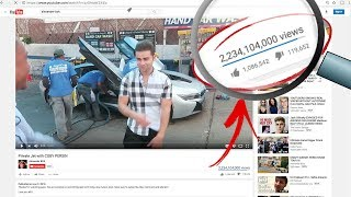 Most Viral Video On YouTube - 2 BILLION VIEWS! (Moe Bradberry)