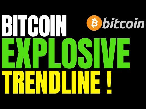 Bitcoin Price About To Tap Explosive Rally Trendline | BTC Is Money Printing Protection