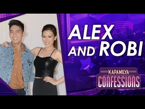 Kapamilya Confessions with Alex and Robi | YouTube Mobile Livestream