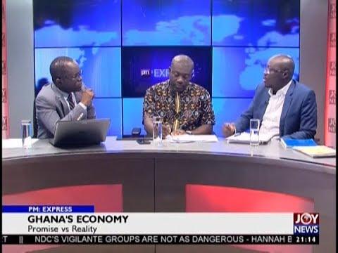 Ghana's Economy - PM Express on JoyNews (8-10-18)