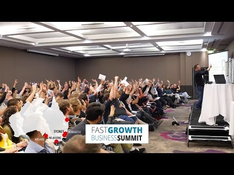 Fast Growth Summit - Social Media Series! (July 2017)