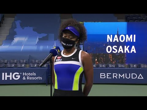 Naomi Osaka: