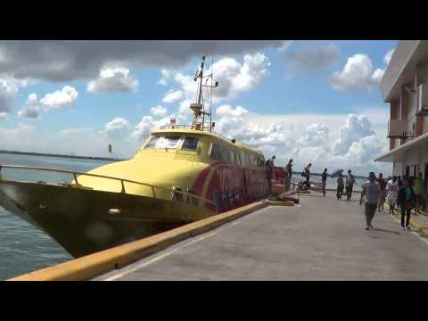 OCEAN JET FERRY CEBU BOAT TERMINAL versus 2GO BOAT FERRIES in the Philippines 00019
