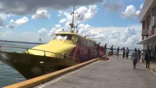 OCEAN JET FERRY CEBU BOAT TERMINAL versus 2GO BOAT FERRIES in the Philippines 00019