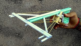 How to Make a Medieval Paper Crossbow